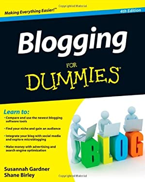 Blogging for Dummies 9781118151945