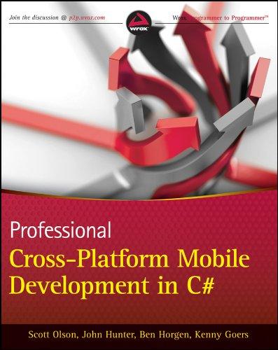 Professional Cross-Platform Mobile Development in C# 9781118157701