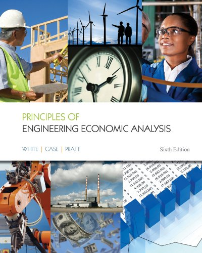 Principles of Engineering Economic Analysis 9781118163832