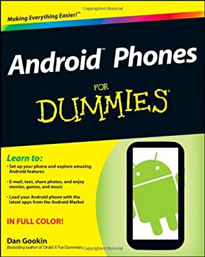 Android Phones for Dummies 9781118169520
