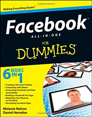 Facebook All-In-One for Dummies 9781118171080