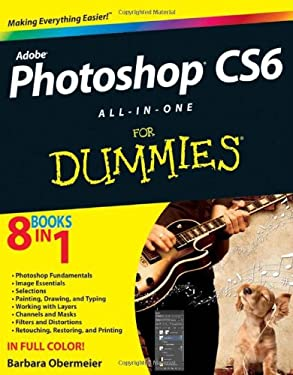 Photoshop Cs6 All-In-One for Dummies 9781118174562