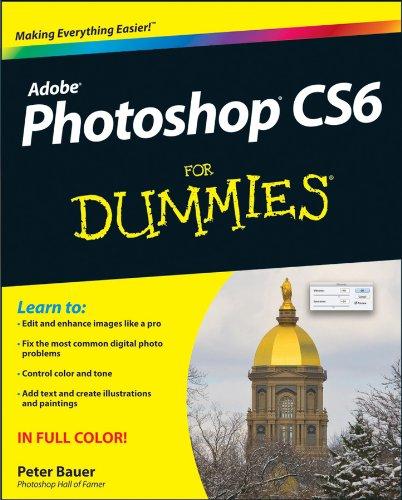Photoshop CS6 for Dummies 9781118174579