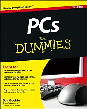 PCs for Dummies 9781118197349