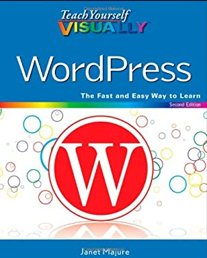 Teach Yourself Visually Wordpress 9781118197875