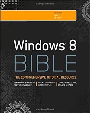 Windows 8 Bible 9781118203880