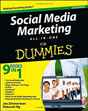 Social Media Marketing All-In-One for Dummies 9781118215524