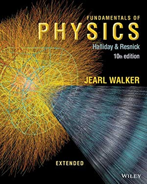 Fundamentals of Physics Extended 9781118230725