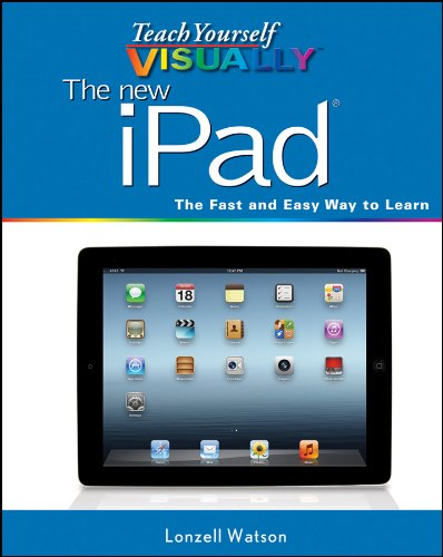 Teach Yourself Visually the New iPad 9781118252932