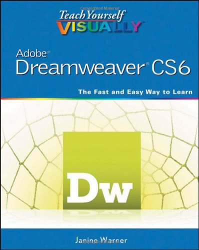 Teach Yourself Visually Adobe Dreamweaver Cs6 9781118254714