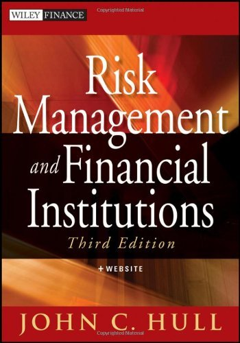 Risk Management and Financial Institutions 9781118269039