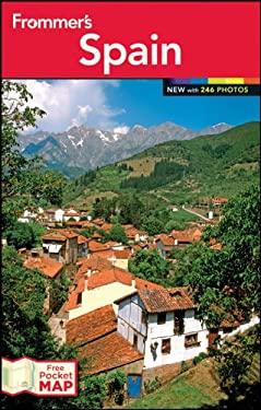 Frommer's Spain 9781118278451