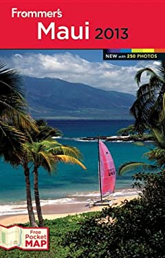 Frommer's Maui 9781118287590