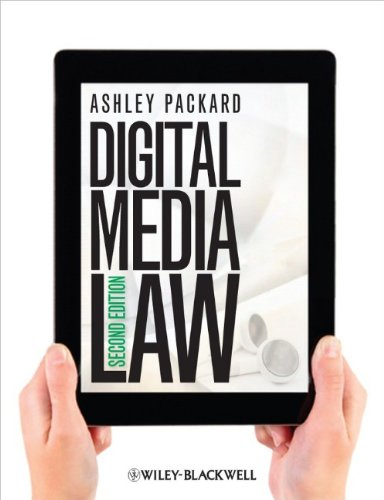 Digital Media Law 9781118290729