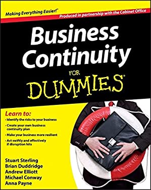 Business Continuity for Dummies 9781118326831