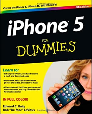 Iphone for Dummies 9781118352014