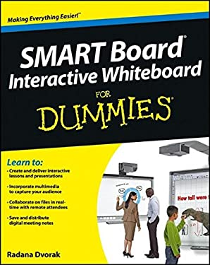 Smart Board Interactive Whiteboard for Dummies 9781118376683