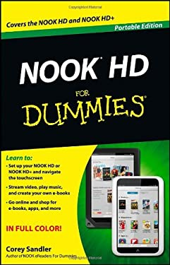 NOOK HD For Dummies, Portable Edition 9781118394984