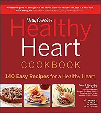 Betty Crocker Healthy Heart Cookbook 9781118397459