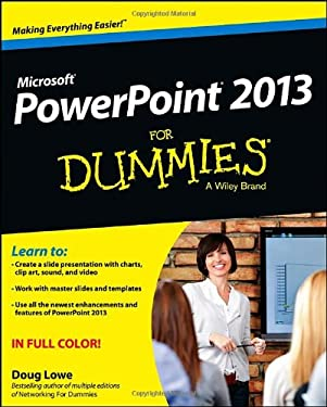 PowerPoint 2013 For Dummies 9781118502532