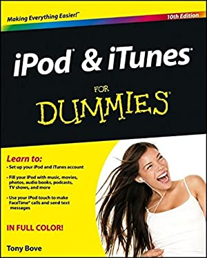 iPod & iTunes for Dummies 9781118508640