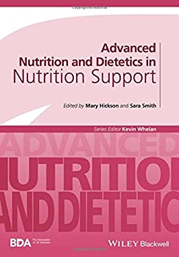 Advanced Nutrition and Dietetics in Nutrition Support (Advanced Nutrition and Dietetics (BDA))
