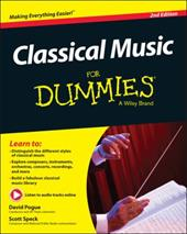 Classical Music For Dummies 23611057