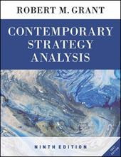 Contemporary Strategy Analysis Text Only 23592561