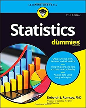 Statistics For Dummies (For Dummies (Math & Science)) - 2nd Edition