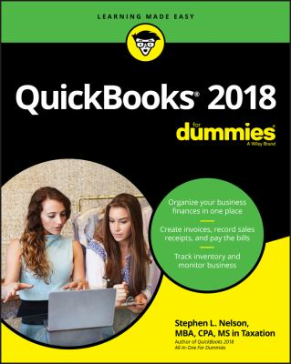 QuickBooks 2018 For Dummies (For Dummies (Computer/Tech))