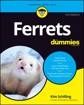 Ferrets For Dummies (For Dummies (Pets))