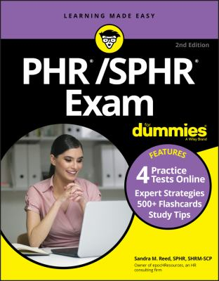 PHR/SPHR Exam For Dummies with Online Practice (For Dummies (Business & Personal Finance))