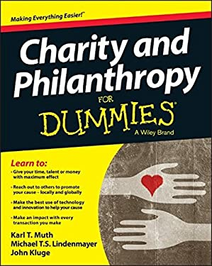 Charity and Philanthropy for Dummies 9781119941873
