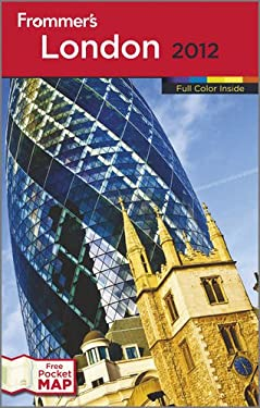 Frommer's London [With Pocket Map] 9781119974482