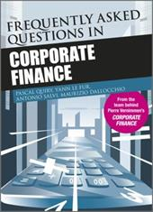 Frequently Asked Questions in Corporate Finance 15447627