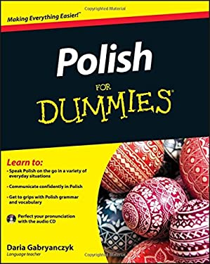 Polish for Dummies [With CD (Audio)]