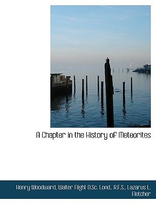 A Chapter in the History of Meteorites 9781116940640
