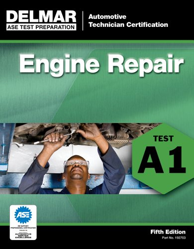 Engine Repair: Test A1 9781111127039