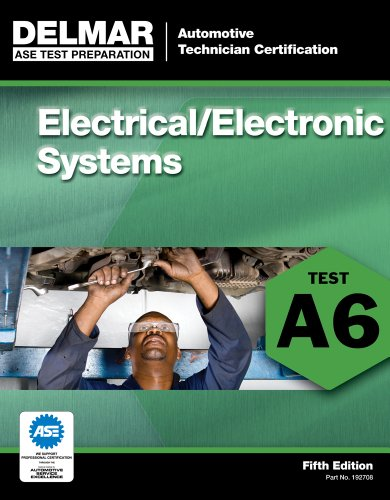 Electricity and Electronics: Test A6 9781111127084