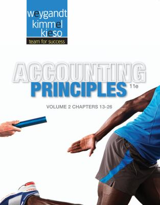 Accounting Principles (Volume 2) 9781118342077