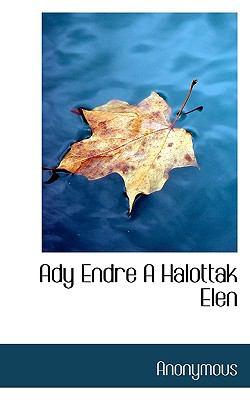 Ady Endre a Halottak Elen 9781117768700