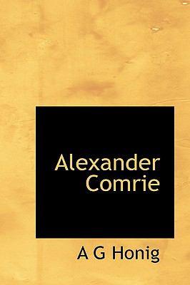 Alexander Comrie 9781116291384