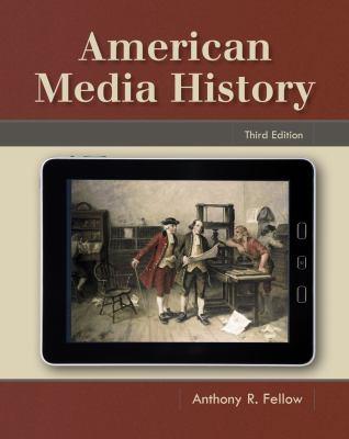 American Media History 9781111348120