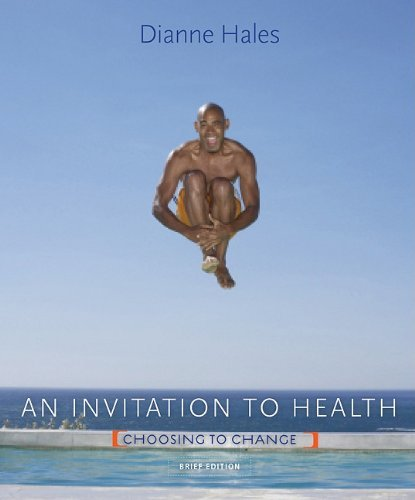 An Invitation to Health: Choosing to Change [With Workbook] 9781111425425