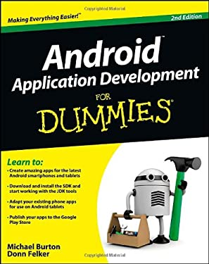 Android Application Development for Dummies 9781118387108