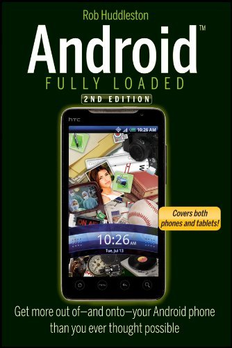 Android Fully Loaded 9781118173022