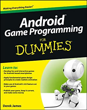Android Game Programming for Dummies 9781118027745