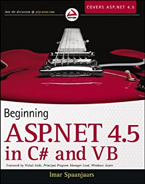 Beginning ASP.Net 4.5: In C# and VB 9781118311806