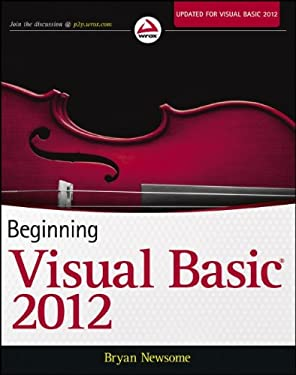 Beginning Visual Basic 2012 9781118311813