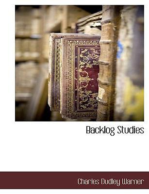 Backlog Studies 9781115421980